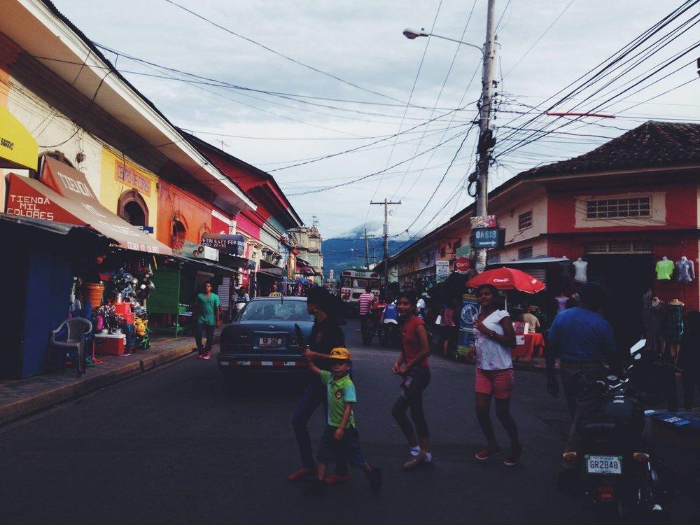 Nicaragua lise bernier for Minimalisme art de vivre