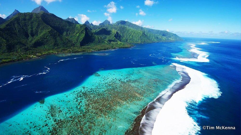 Tahiti voyage de reve partir réaliser ses rêves voyager blog