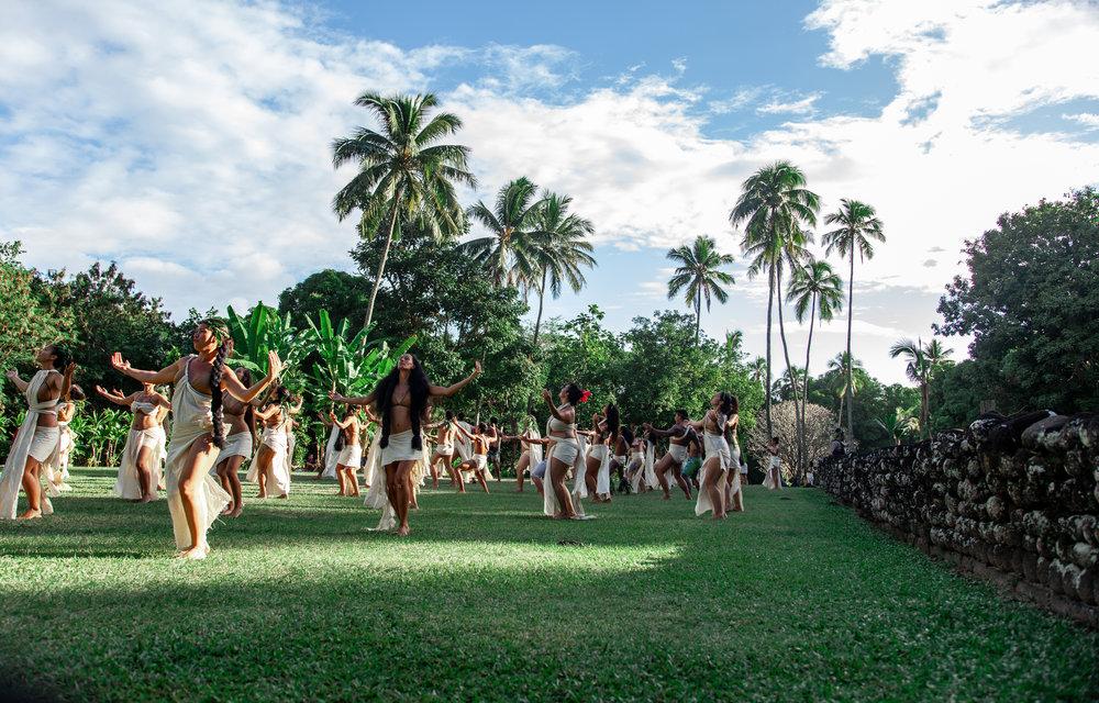 polynesie tahiti hitireva heiva