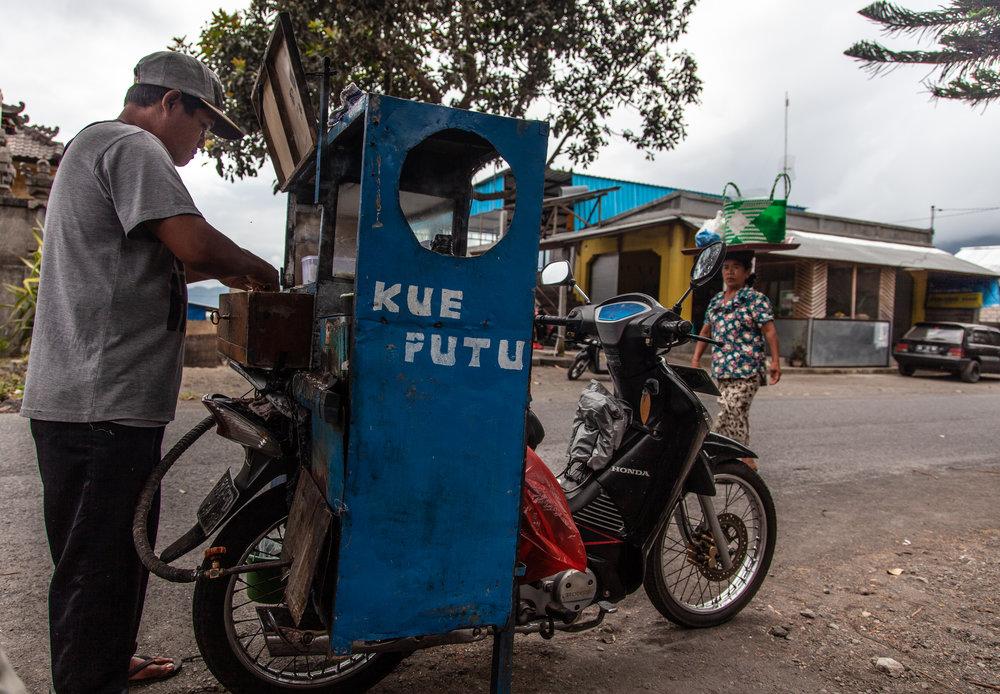 Sur les routes d'Indonésie