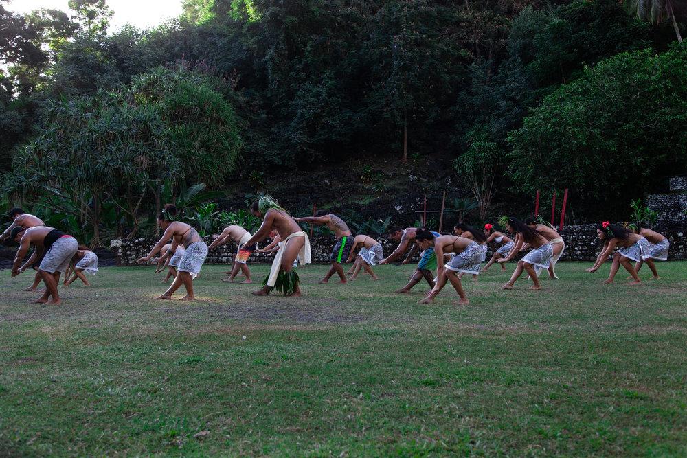 Festival Hitireva en Polynésie Française