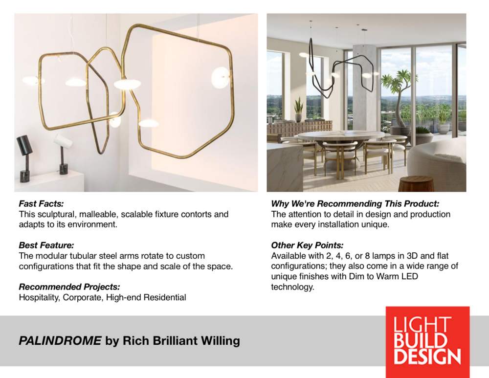 Palindrome Rich Brilliant Willing Light Build Design