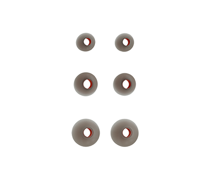 3x SIZES OF EAR TIPS -