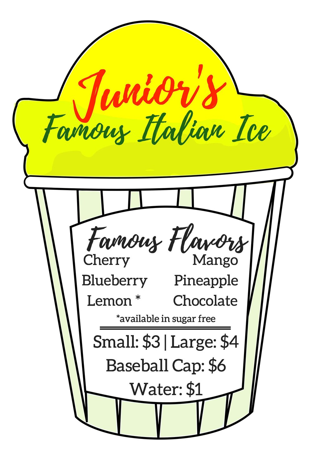 Junior's Italian Ice Logo-Menu Combo 2017.jpg