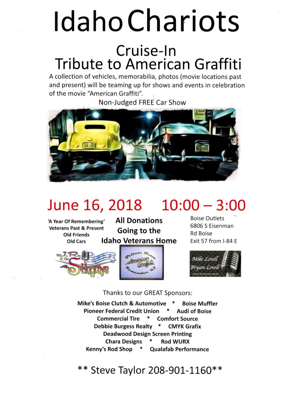 Boise - Idaho Chariots 2018 Cruise-In Event REVISED Flyer (002).jpg