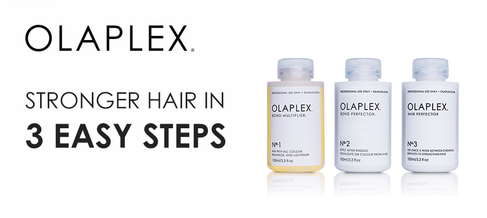 Proud advocate for Olaplex. EVERY CLIENT, EVERY SERVICE.