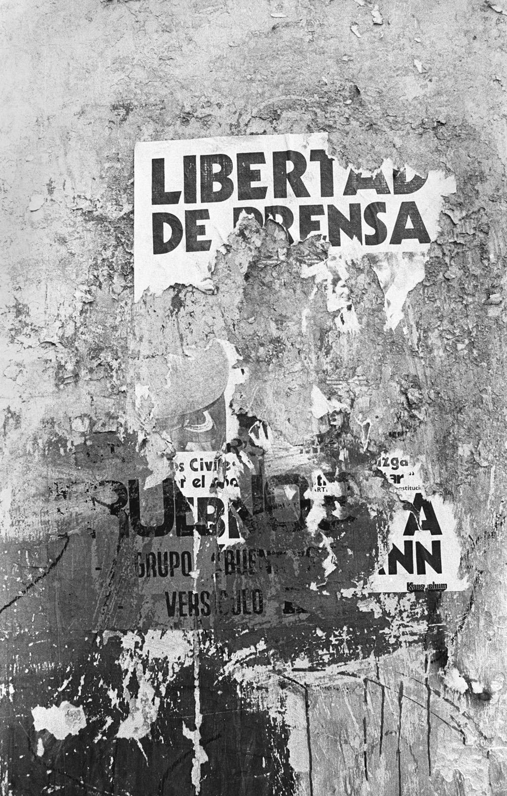 <span>Libertad de Prensa</span>