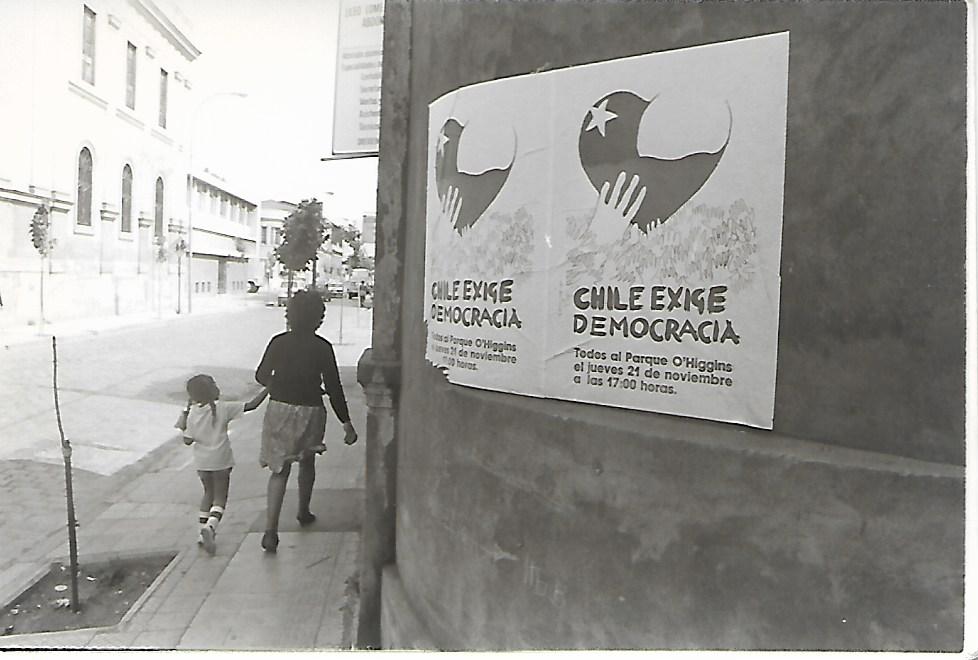 <span>Chile Exige Democracia </span>