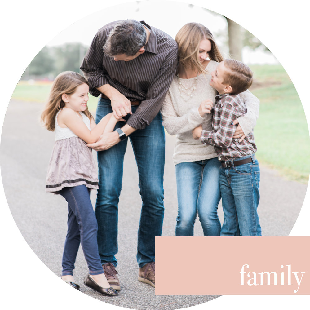 Sibling love & giggles - Take a look at some of LCP's family & kid sessions from the silly moments to the sweet interactions and every else in between