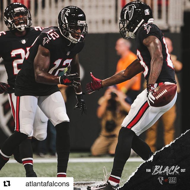 I'm excited to announce I'll be  @mercedesbenzstadium performing the national anthem tomorrow night for Monday Night Football!!!! Let go @atlantafalcons!!!!! #blackoutmonday! 🏈+🎸=🔥