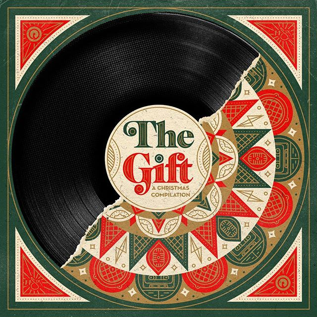 A Hip-Hop Christmas! THE GIFT @reachrecords! Great job to everyone on this record! Special thanks to @aceharrismusic for the invitation to collaborate! link in bio of @reachrecords! Check it out.