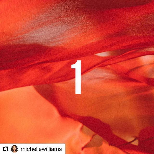 "#Repost @michellewilliams ・・・ ""You've fallen to the lowest of lows There's still a place you can go And you won't regret it, no"" 12.7.18"