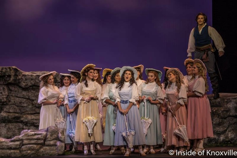 Mabel,  Pirates of Penzance   Knoxville Opera (2016)