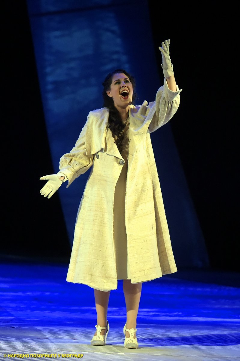 Lucia,  Lucia di Lammermoor   National Theatre in Belgrade (2018)