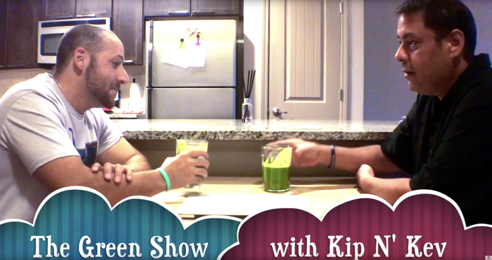 SHOW: THE GREEN SHOW with KIP & KEV   Welcome to The Green Show W Kip N' Kev, a show about two brothers who live with Mental Illness, Kip has Schizophrenia, and Kevin has Bipolar Disorder. Watch as both describe in layman's terms how each disease effects them, their family, and friends.