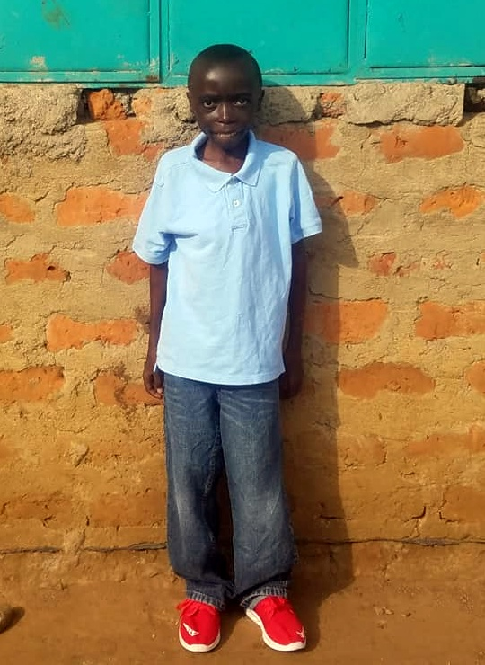 Introducing Samuel !  Who we intook directly from his crisis living situation to Bungoma West Hospital but he is now well and being introduced into our life at MCH!