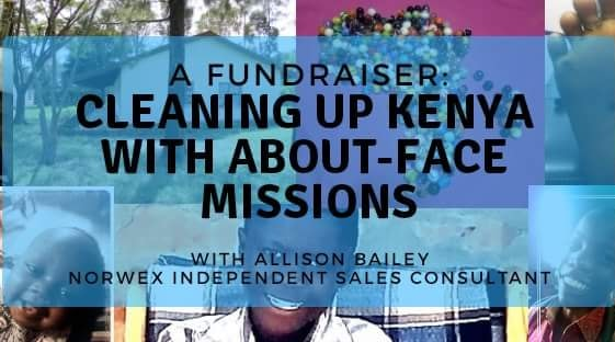 Click this image to be taken to Allison's AFM Fundraiser Norwex products page!