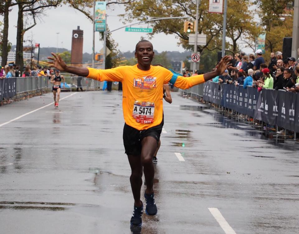 April  Staten Island Race