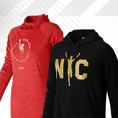 25% Off TCS New York City Marathon Gear - Celebrate the 2017 TCS New York City Marathon all over again by saving 25% on all official New Balance gear (excluding footwear)—plus free shipping! You'll also find additional savings on select already-reduced event gear.