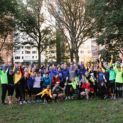 Free NYRR Group Training Workout - Sign up today and get one free NYRR Group Trainingclass during our next session, beginning January 9 in New York City. Reach your fitness goals and enjoy the camaraderie of these small coach-led workouts.