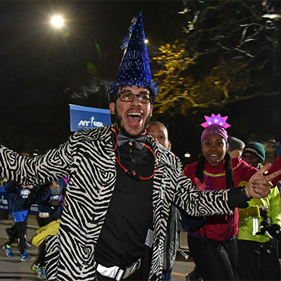 Race-Launch Pricing for NYRR Midnight Run - We're kicking it back to race-launch pricing for our NYRR Midnight Run on December 31. Rally your friends for a fun four-miler with fireworks in Central Park.