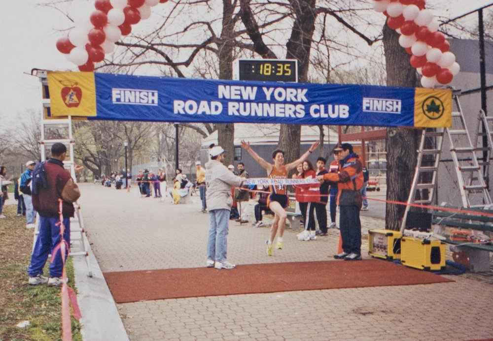 New York Road Runners began to support the Queens Half-Marathon and Skaggs-Walsh 5K in 1994. In 2010 the half marathon moved from College Point to Flushing Meadows Corona Park.