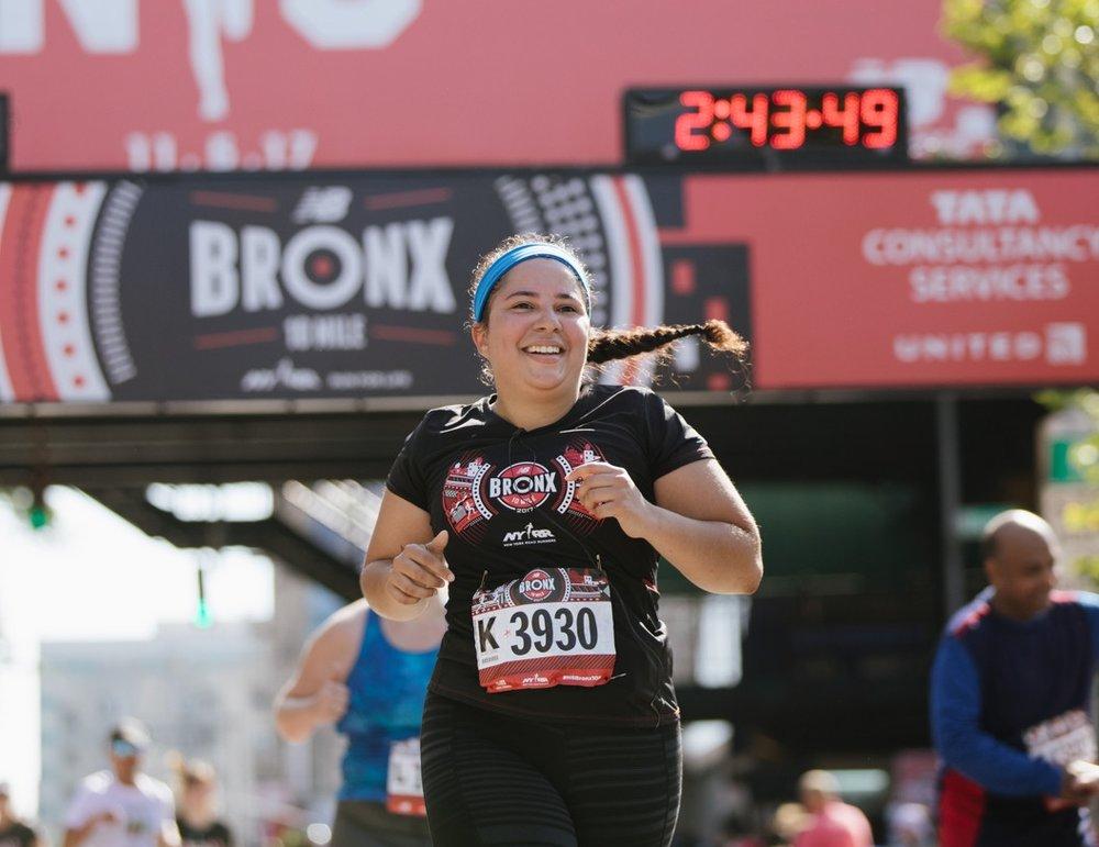 The New Balance Bronx 10 Mile celebrates NYC's northernmost borough.