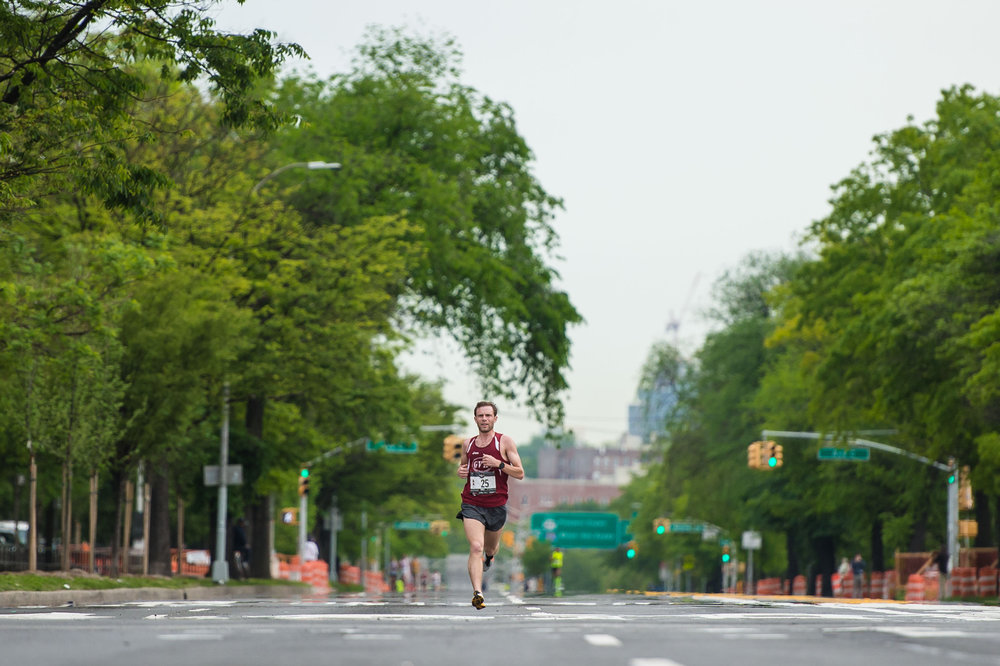 Ocean Parkway is part of the iconic Popular ©  Brooklyn Half.