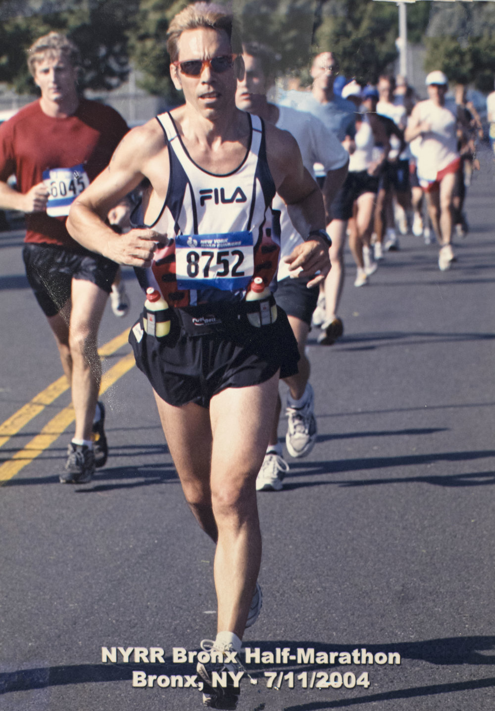 I ran the Bronx Half back in the days when the distance was 13.1 and the race was held in steamy midsummer.