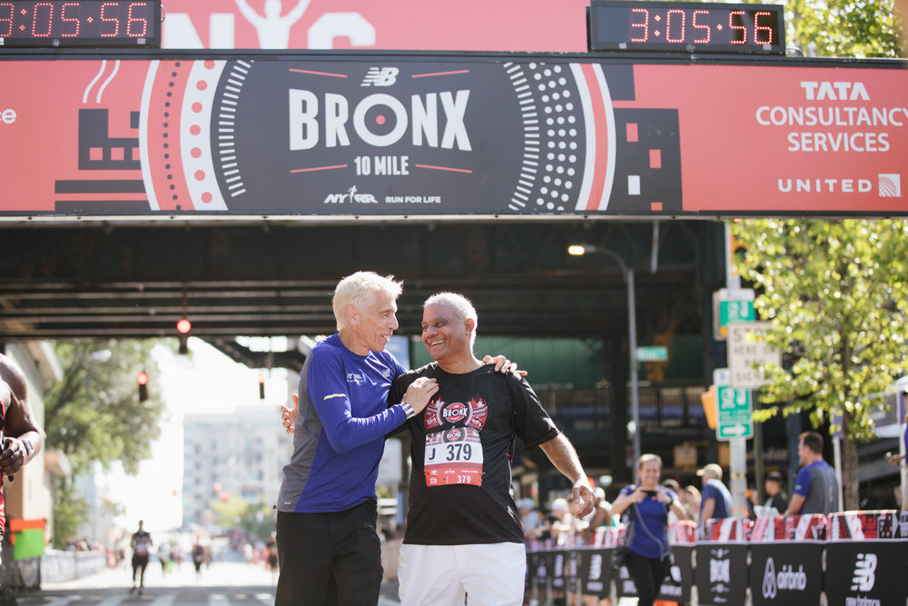 I look forward to welcoming all the finishers of the 2018 New Balance Bronx 10 Mile!