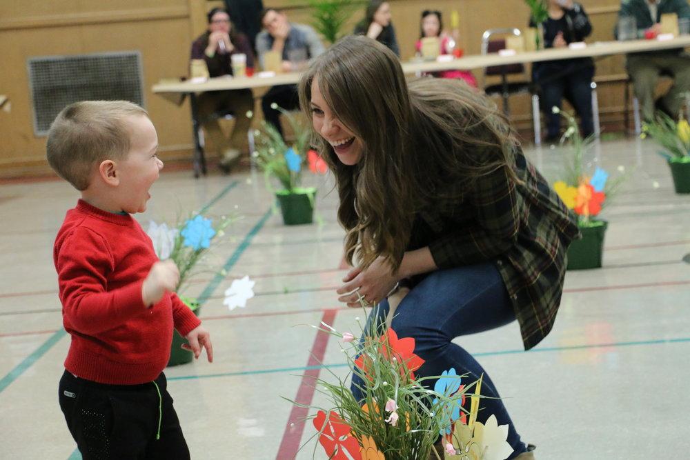 Lauren Wasyluk - Children's Ministry