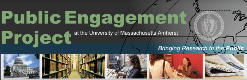 Congrats, Zeke! - Congratulations to Zeke Kimball, Associate Director, for being named as a spring 2018 Faculty Fellowship by the Public Engagement Project (PEP) at UMass Amherst. For more information about the role, visit the PEP website.