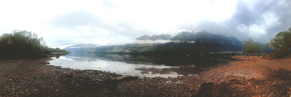 I'll just drop in some cool New Zealand panoramas so you know it was all worth it.
