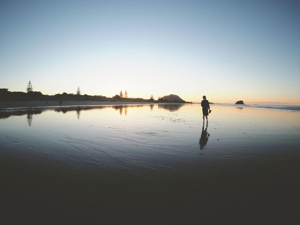 Saying goodbye to New Zealand