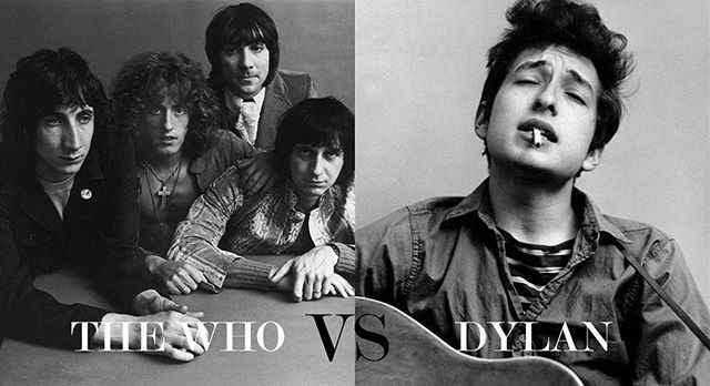 Join us for the who vs. Dylan night tomorrow at Harvard and stone.