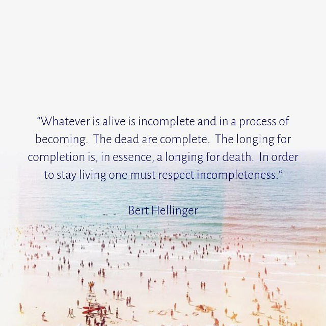 Grief in The Face of Death — Family Constellations by Nick ...