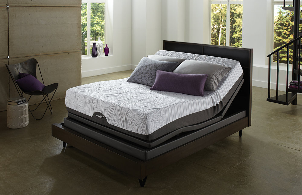 buy mattress hotel experience at serta home sweet comfort suite hilton dreams