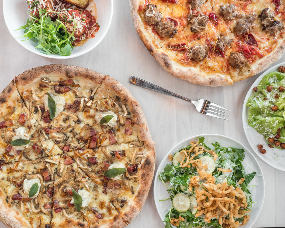 fare photo portland oregon food photographer photography jeremy pawlowski texas austin amarillo pizza salad