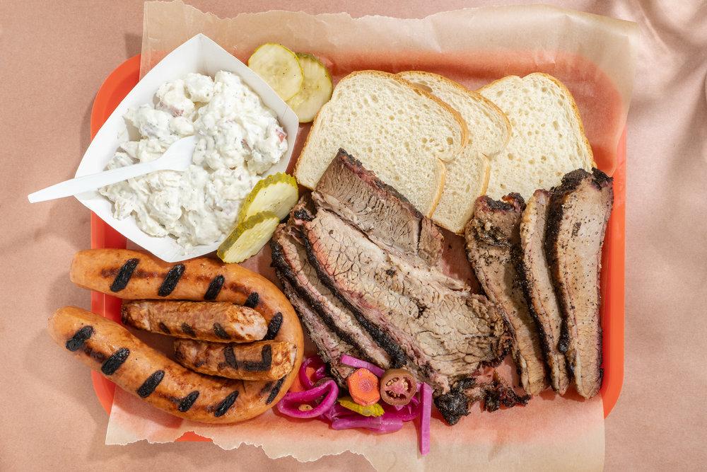 kosmos bbq sauce jeremy pawlowski portland oregon texas food photographer photography restaurant plate