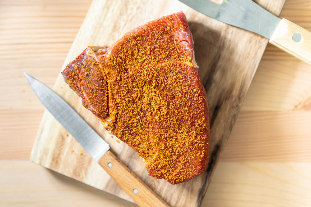 kosmos bbq sauce jeremy pawlowski portland oregon texas food photographer photography restaurant steak