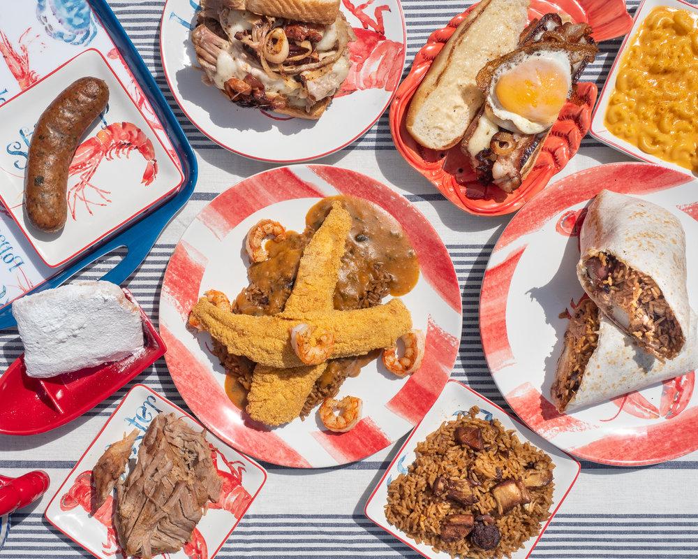 fixins jeremy pawlowski portland oregon texas food photographer photography restaurant menu