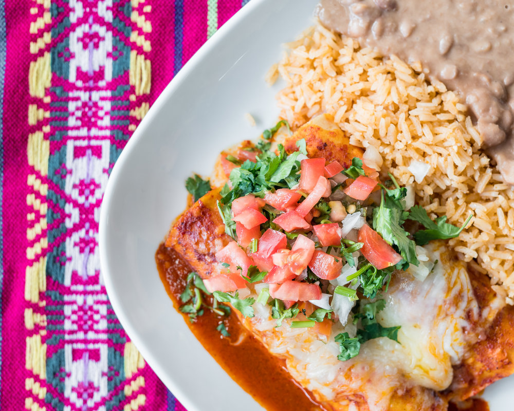 tortilleria de leon jeremy pawlowski portland oregon texas food photographer photography restaurant enchilada