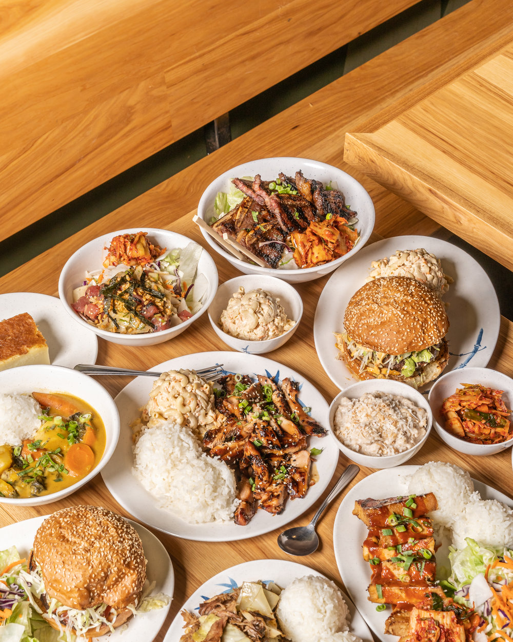 jeremy pawlowski portland oregon food photographer for hire photography canyon creative Hawaiian food