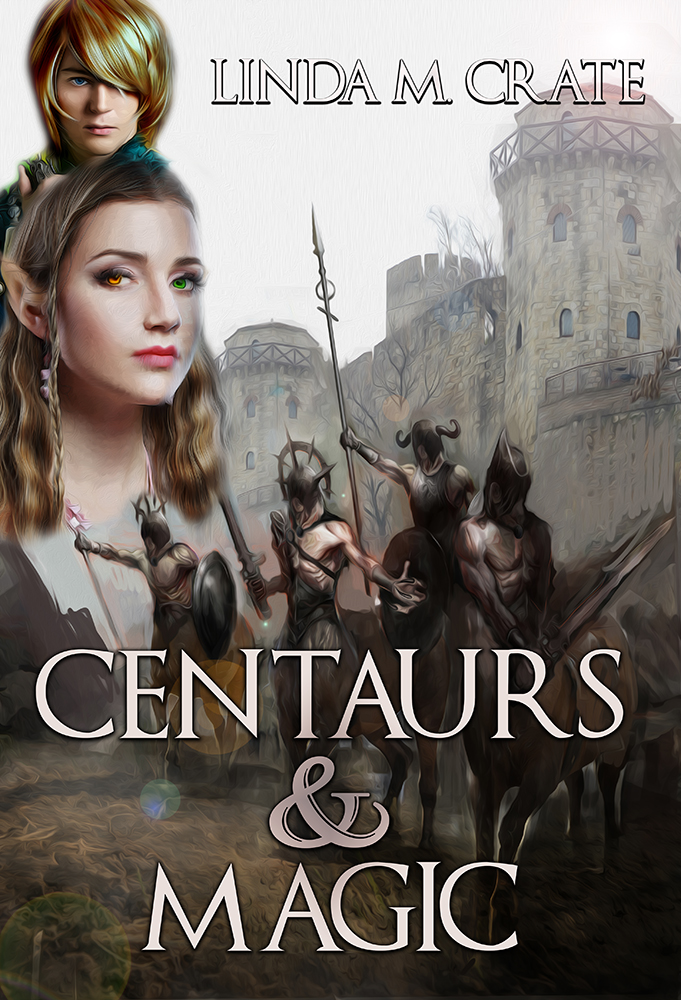 Centaurs & Magic by Linda M. Crate, 2016