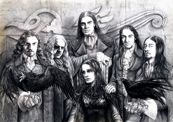 Ravenswood by Korkut Öztekin
