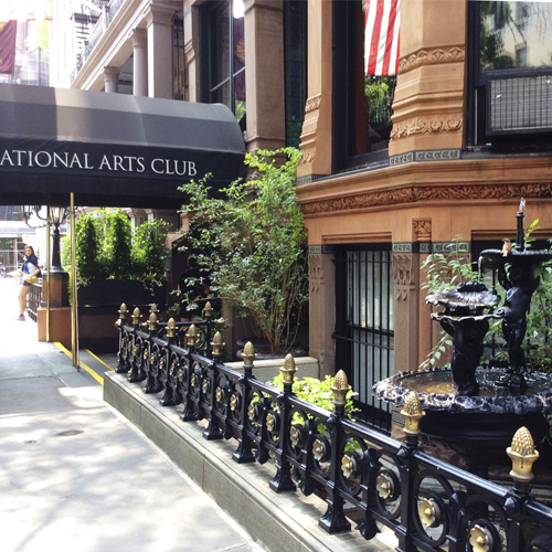 national arts club -