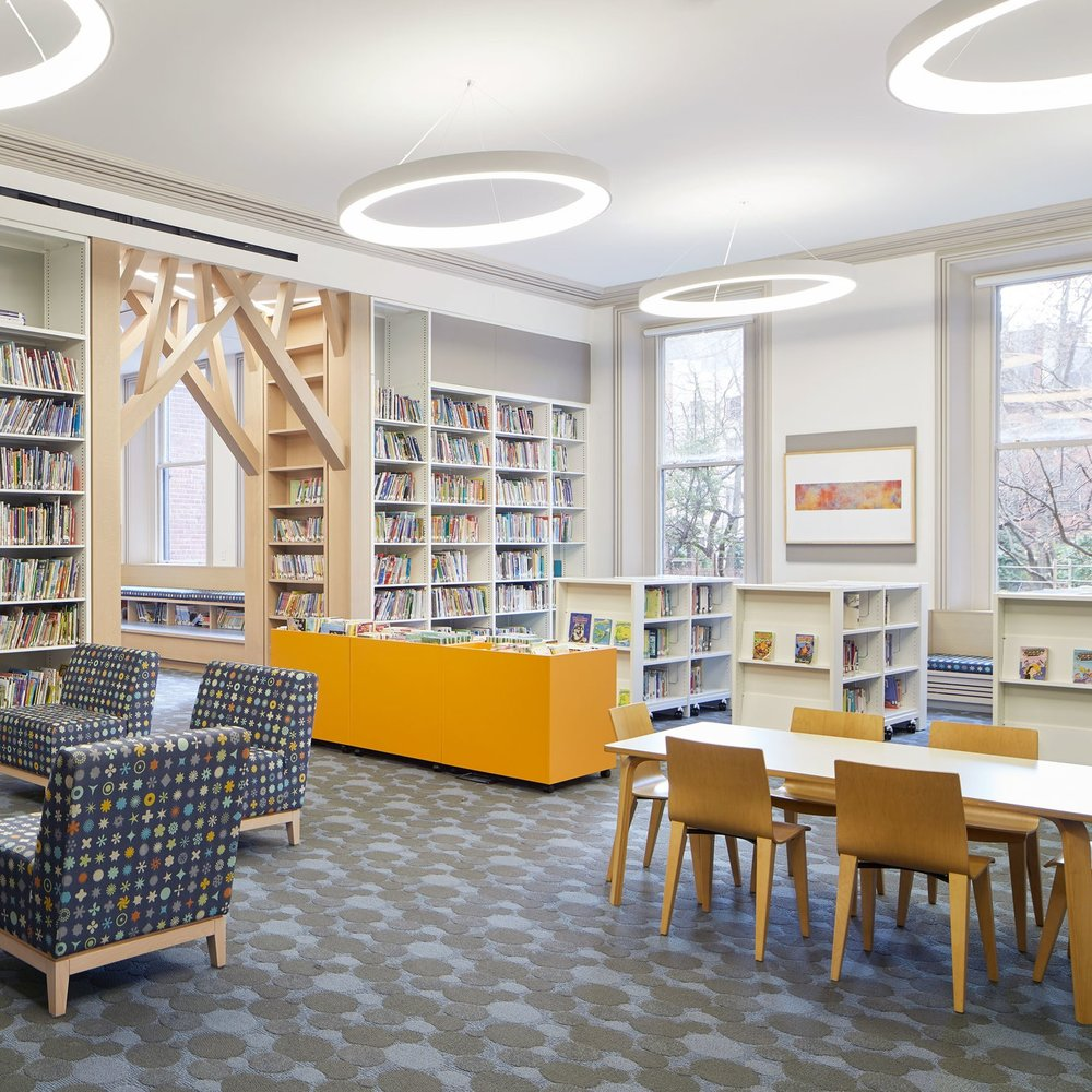 Packer Collegiate institute - lower school renovations