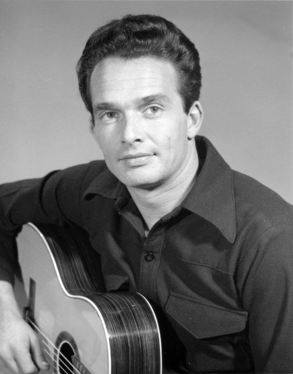 Merle Haggard. 1965.