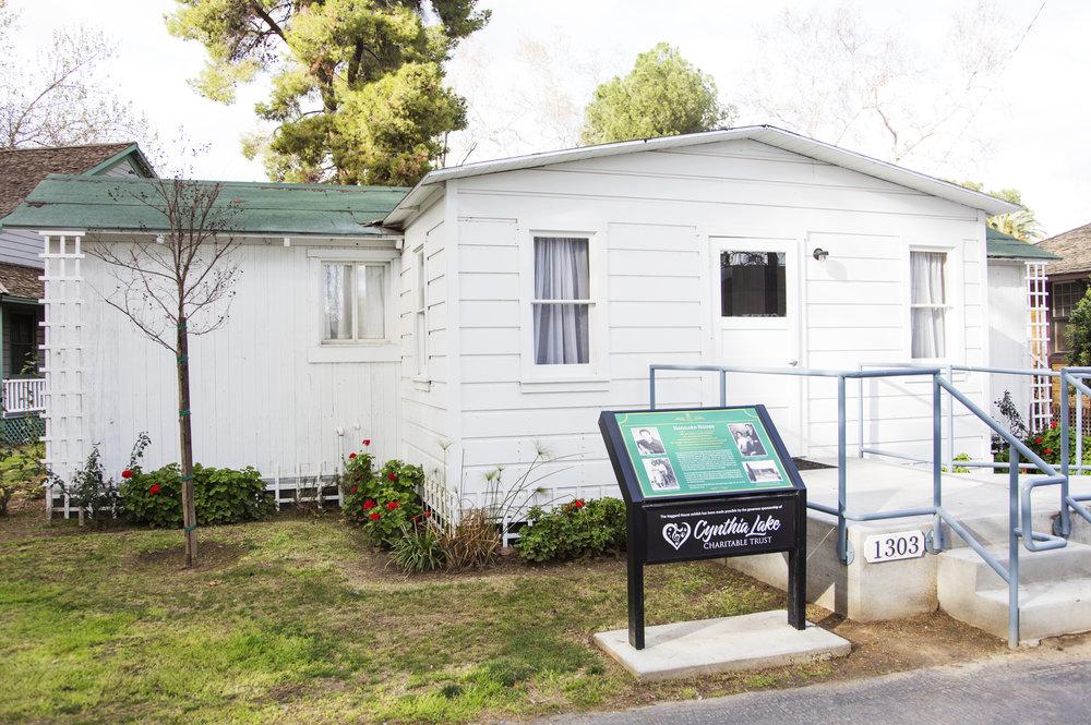 Haggard's Boxcar at the Kern County Museum