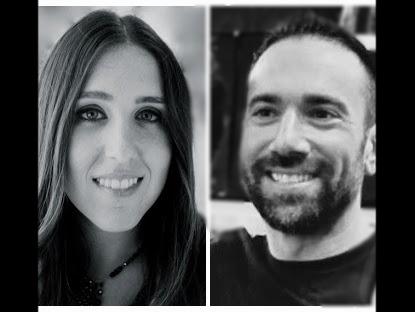 Joe and Daniella Wiseman are a husband and wife team.